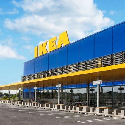 IKEA Latvia Videonovērošanas sistēmas piegāde